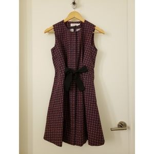 & other stories flared dress